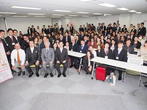 日本でのセミナー